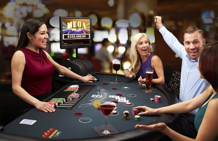 Make money by playing casino games