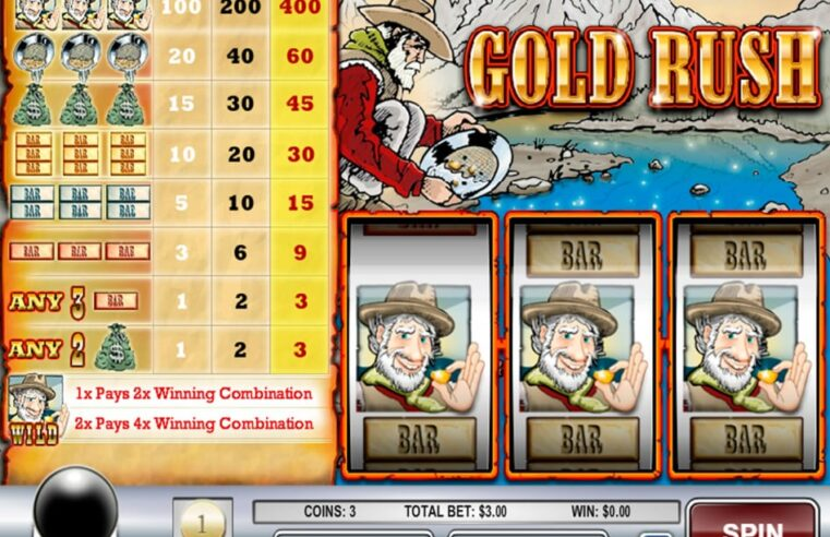 Goldrush Slots Review